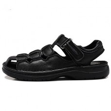 Men's Summer Leather Casual Sandals