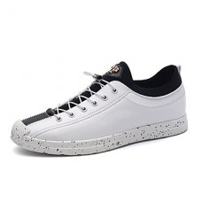 Men's Winter Round Toe Flat Sneakers