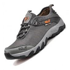 Men's Winter Athletic Tulle Sneakers