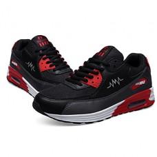 Men's Fall Comfort PU Athletic Sneakers
