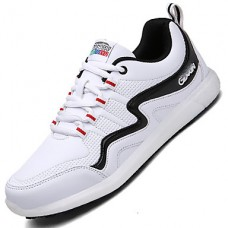 Men's Comfort Synthetic Athletic Sneakers