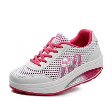 Women's Comfort Tulle Casual Athletic Shoes
