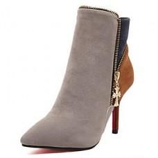 Women's Casual Stiletto Heel Bootie