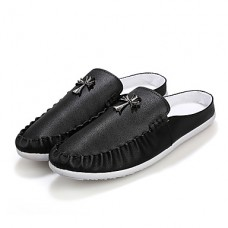 Women's Fall Comfort PU Casual Loafers