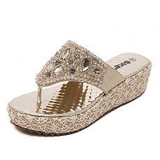 Women's Synthetic Wedge Heel Sandals