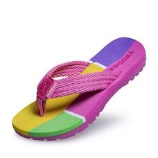 Women's Slippers Synthetic Flip Flops