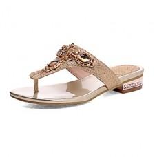 Women's Customized Materials Flip Flops
