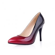 Women's Patent Leather Stiletto Heels