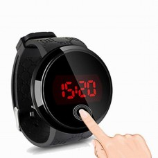 Men's LED Touch Screen Digital Watch