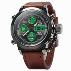 Men's Digital Alarm Stopwatch Watch