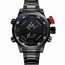 Men's Analog-Digital LED Watch