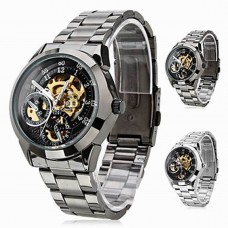 Men's Premium Alloy Analog Watch