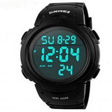 Men's Sports LED Multifunction Wrist Watch