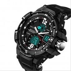 Men Waterproof Sport Quartz Watch
