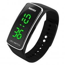 Men's Sport Digital LED Silicone Watch