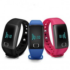 Men's LED Heart Rate Monitor Watch