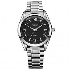 Men's Water Resistant Stainless Steel Watch