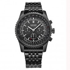 MEGIR® Mens Stainless Steel Watches