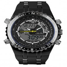 Men's Sport Digital Japanese Quartz Watch