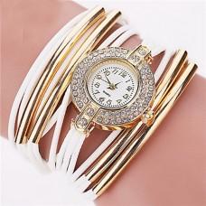 Women Fashion Quartz Gold Watch