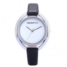 Women Fashion PU Leather Strap Watch