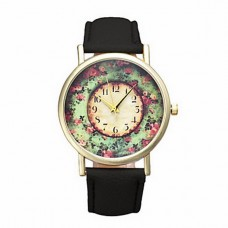 Women Quartz Pastorale Floral Watch