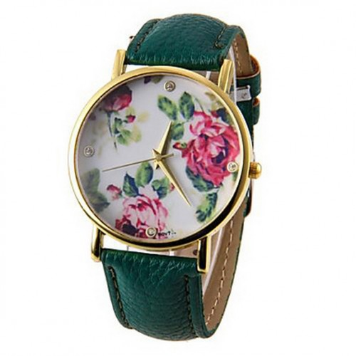 Women's Flower Pattern Cool Watches