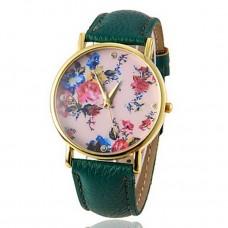 Women's Flower Pattern Cool Watch