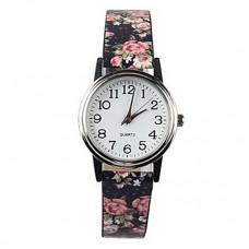 Women Foreign Trade Floral Belt Watch