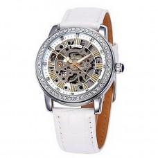 Women's Diamond Auto-Mechanical Wrist Watch