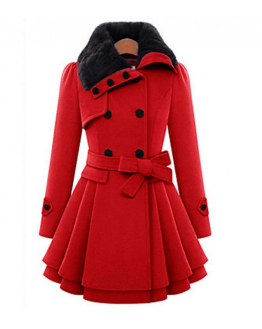 Women's Casual Cute Winter Coat