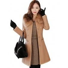 Women's Going out Simple Coat