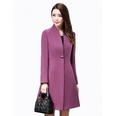 Women's Casual Street chic Coat