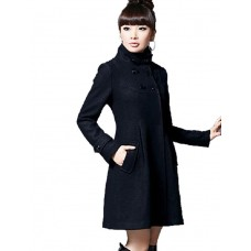 Women's Long Sleeve Winter Coat