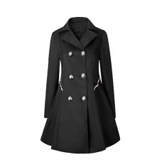 Women's Work Vintage Trench Coat