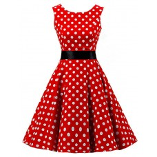Women's Go out Cute Skater Dress