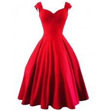 Women's Solid Cocktail Sexy Dress