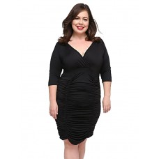 Women's Party Plus Size Sexy Dress