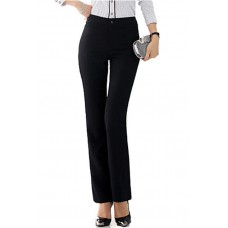 Women's Zipper Straight Jeans Pants