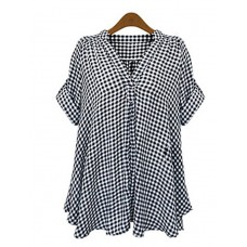 Women's Vinga Casual Short Shirt