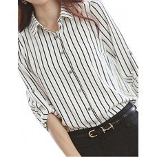 Women's Formal Simple Shirt