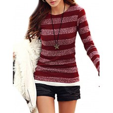 Women's Winter Knit Bottom Shirt