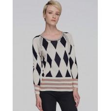 Women's Elegant Knitwear Pullover