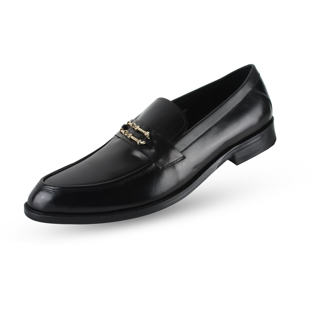 Men's Casual Leather Business Comfort Loafers