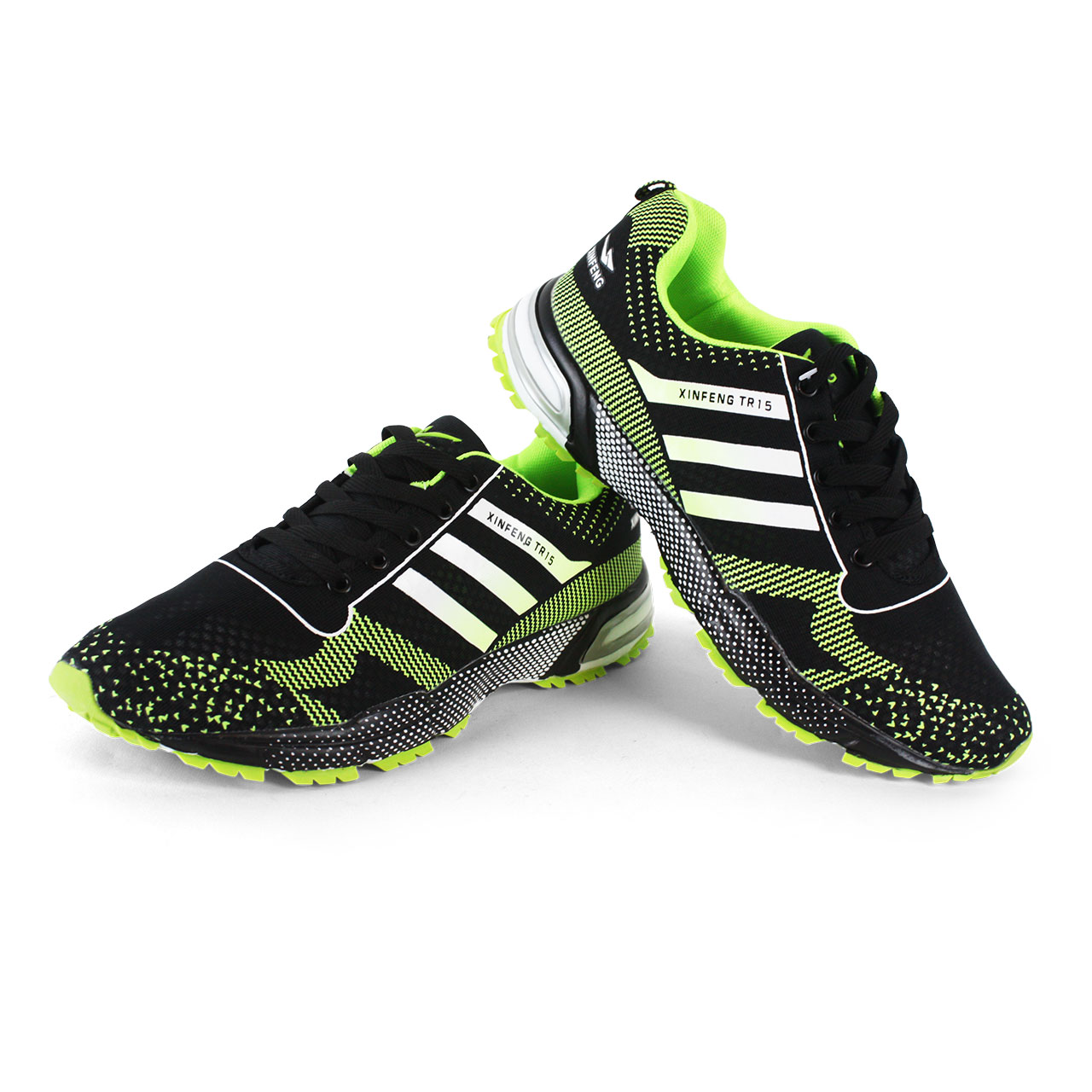 Men's Hiking Comfort Tulle Solid Shoes