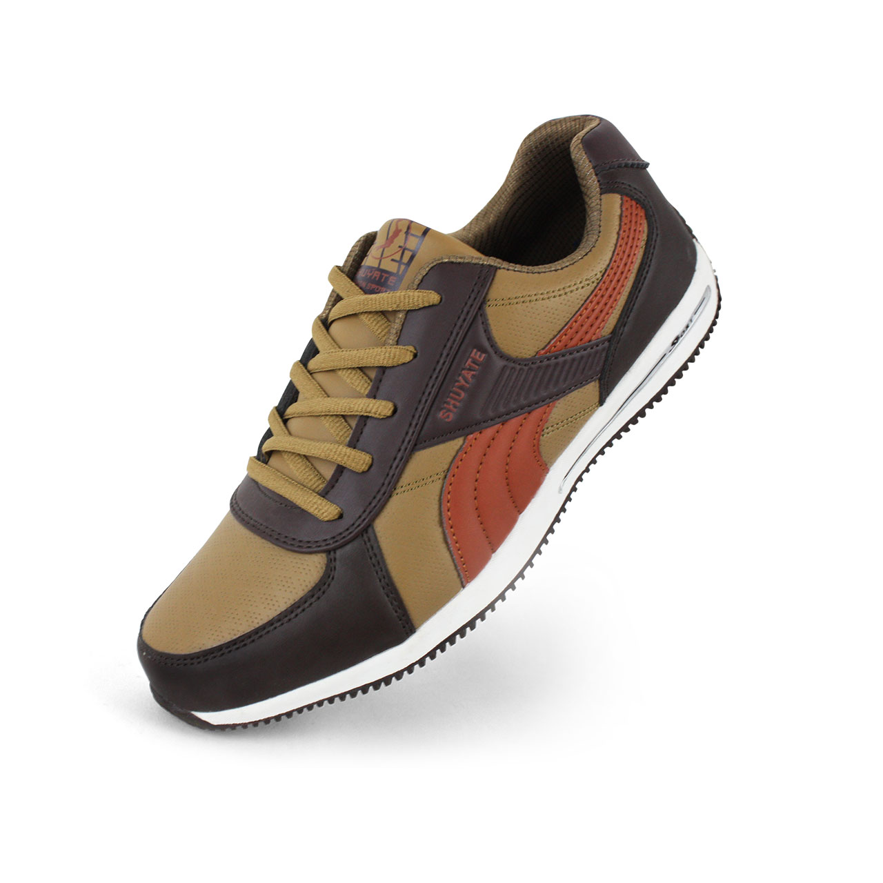 Men's Casual Leatherette Athletic Shoes