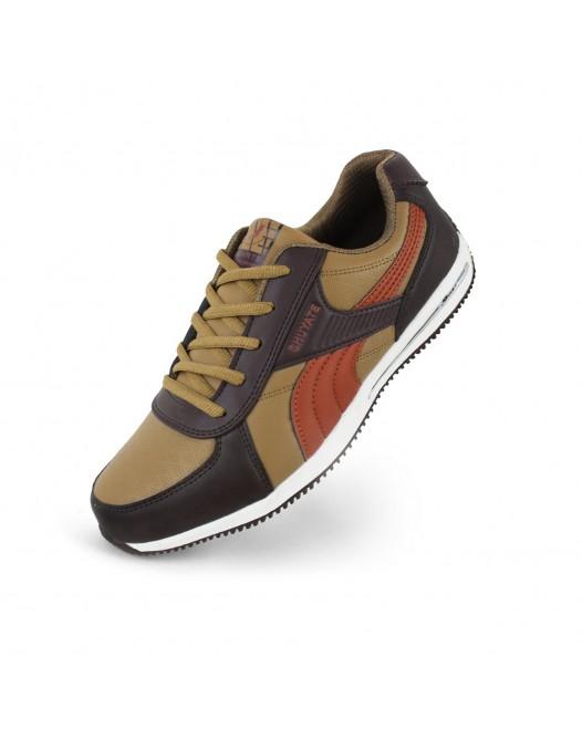 Men's Casual Leatherette Athletic Shoes
