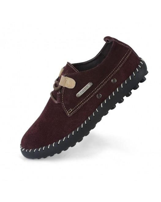 Men's Fashion Leisure Casual Canvas Oxford Shoes