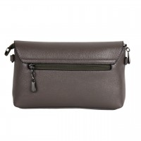 Classy Ash Clutch Leather Cross Body Bag Small For Women