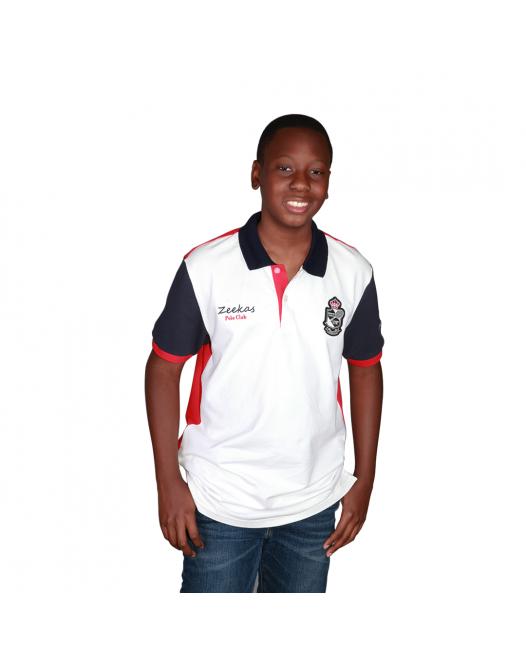 Zeekas Men's Polo Club Monte Carlo Short Sleeve Polo Shirt